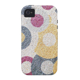 smoke Abstract Antique Junk Style Fashion Art Soli iPhone 4 Covers