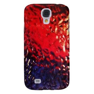 smoke Abstract Antique Junk Style Fashion Art Soli Samsung Galaxy S4 Case