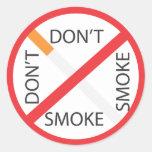 SMOKE.ai Pegatinas