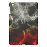 Smoke and Fire iPad Case