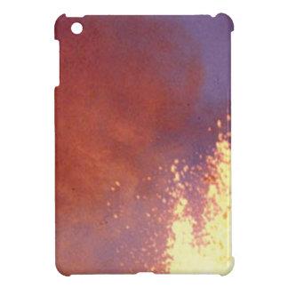 smoke and fire iPad mini covers