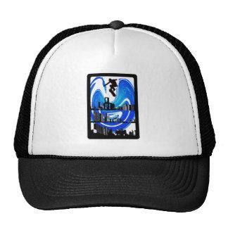 Smoke and Mirrors Trucker Hat