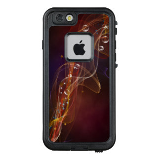 Smoke Bubles Colourful Swiring Abstract LifeProof FRĒ iPhone 6/6s Case