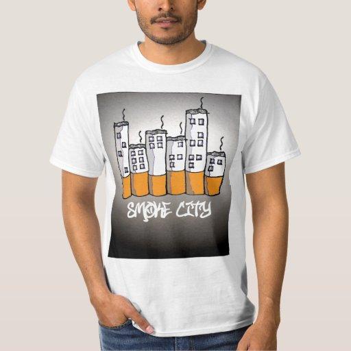 Smoke City T-shirt
