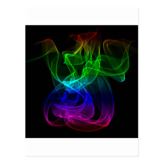 Smoke color post cards