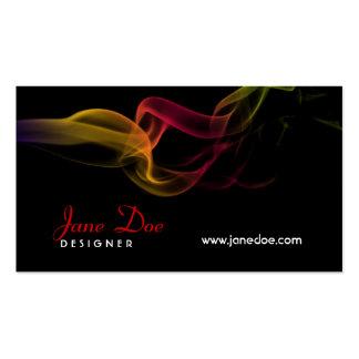 Smoke Design Business Card