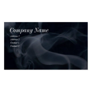 Smoke & Dreams 3 Double-Sided Standard Business Cards (Pack Of 100)