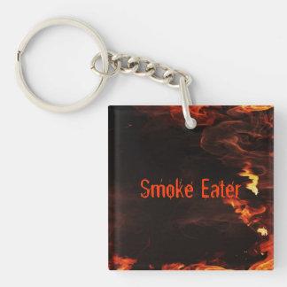 Smoke Eater Key Chain