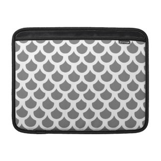 Smoke Fish Scale 2 Sleeve For MacBook Air