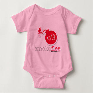 Smoke Flee Materia Magica Baby Bodysuit