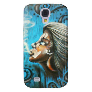 Smoke Galaxy S4 Cover