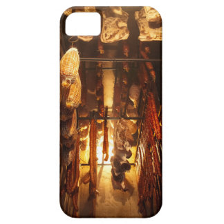 Smoke house iPhone SE/5/5s case