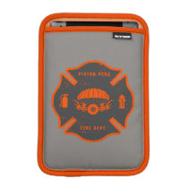 Smoke Jumpers Badge iPad Mini Sleeve