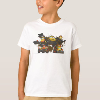 Smoke Jumpers Group T-Shirt
