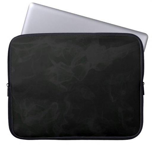 Smoke Laptop Computer Sleeves