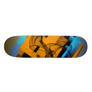 Smoke on Blocks (I) Skateboards