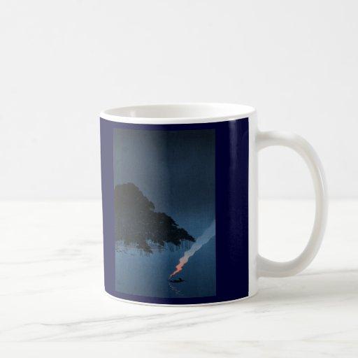 Smoke On The Water Coffee Mugs