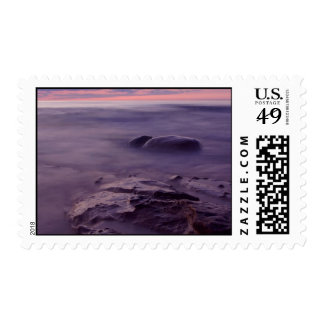 Smoke on the Water Postage Stamps