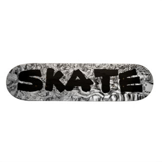Smoke Rider Skateboard Deck