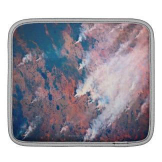 Smoke Rising Sleeve For iPads