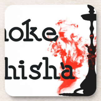 Smoke Shisha Coasters
