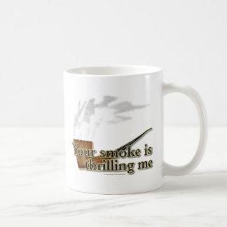 Smoke Thrills Coffee Mug