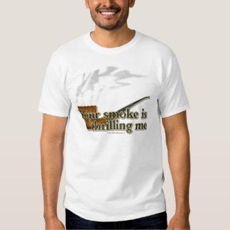 Smoke Thrills T-shirt