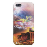 Smoke trails iPhone4 iPhone 5 Case