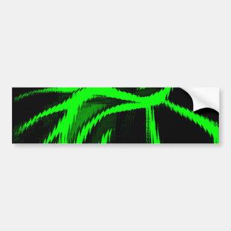 smoke twisted bumper sticker