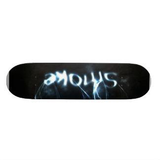 Smoke White Skate Board
