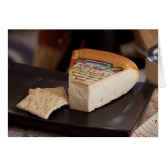 Smoked Rambol Cheese Card