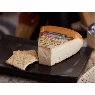 Smoked Rambol Cheese Standing Photo Sculpture