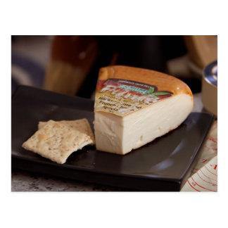 Smoked Rambol Cheese Postcard