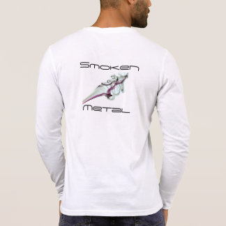 Smoken Metal Machinist Tee Shirt