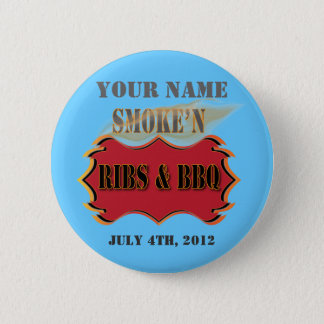 smoke'n ribs and bbq button