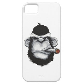 Smoker Monkey iPhone SE/5/5s Case