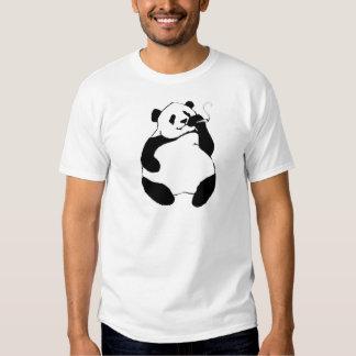 Smoker Panda Tee Shirt