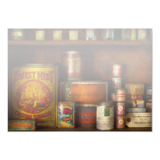 Smoker - Tobacco, Snuff and Stuff Card