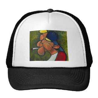 SMOKER TRUCKER HAT