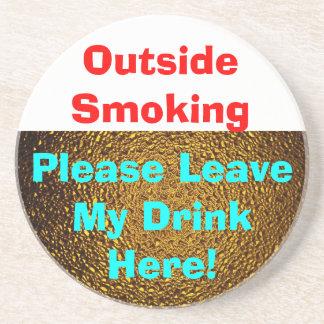 Smoker's Coaster