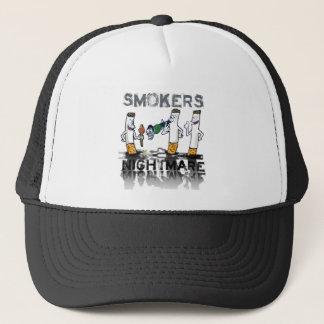 sMOKERS nIGHTMARE.png Trucker Hat