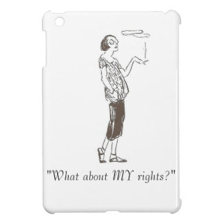 Smokers' Rights iPad Mini Case