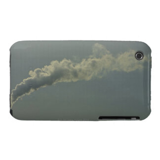 Smokestack from factory iPhone 3 cover