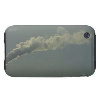 Smokestack from factory tough iPhone 3 cover