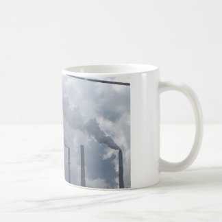 smokestacks coffee mug