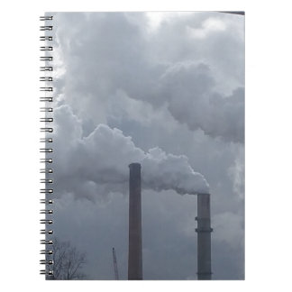 smokestacks notebook