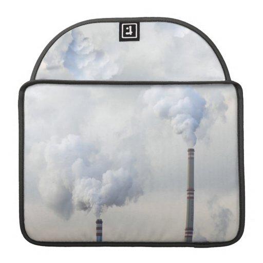 Smokestacks Sleeve For MacBooks