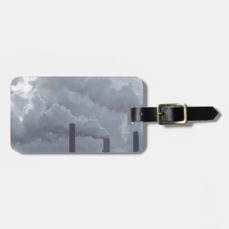 smokestacks tag for luggage