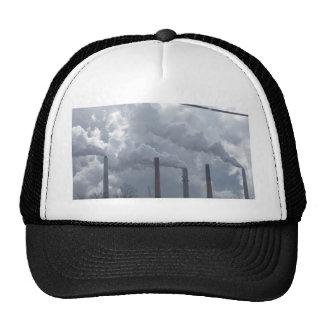 smokestacks trucker hat