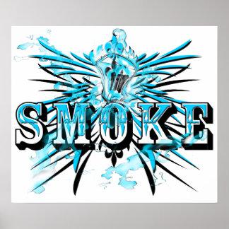 SmokeTeal (poster)